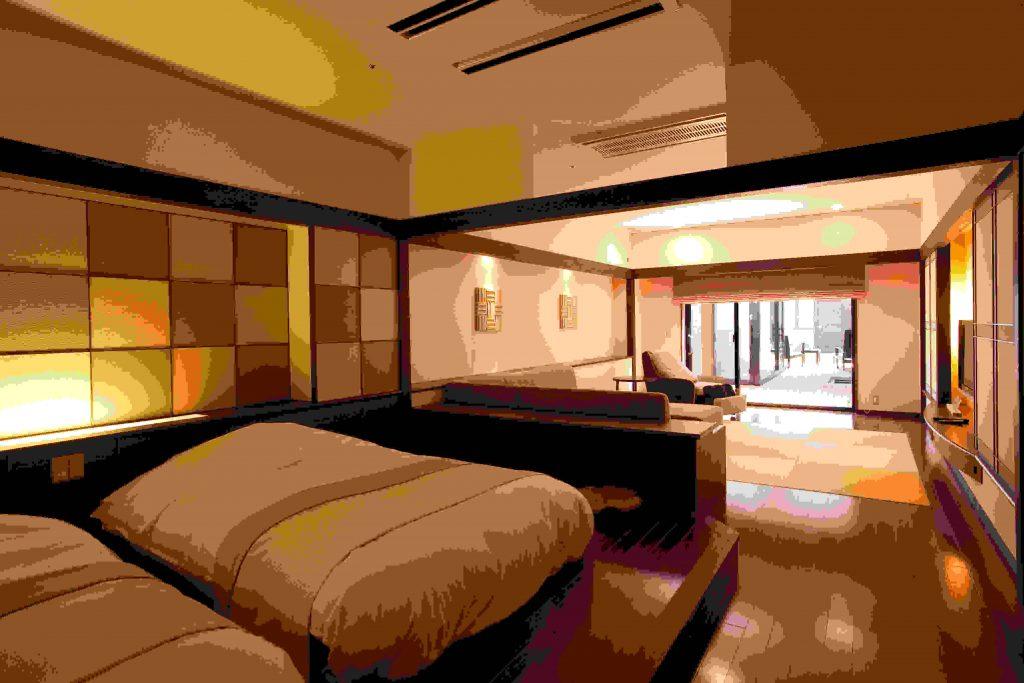 King Suite Reconstruction